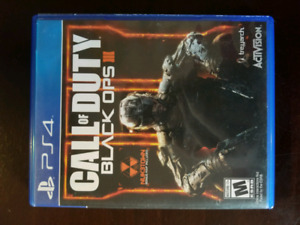 Call of Duty Black Ops 3 cheap, perfect condition.