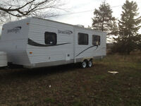 280 KZ LE SPORTSMAN TRAILER- UP FOR TRADE