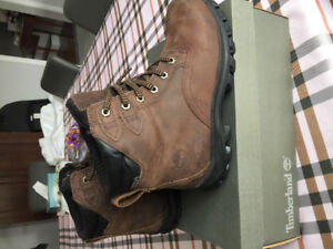Bottes hiver Timberland 9-EK Chillberg Brown winter boots