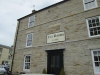 For Sale. Quaint Tea Room, Cafe & B&B Business in Allendale, Hexham, Northumberland.