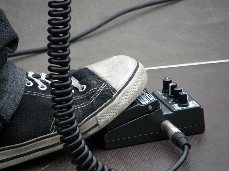 How to Use Guitar Pedals