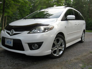 2008 Mazda5 GS with sporty & fuel efficient standard, SUNROOF
