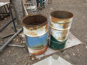 Clearance 2 Small Oil Cans as is $30.00 each