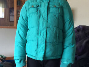 Girl's Winter Coats - Size 10/12