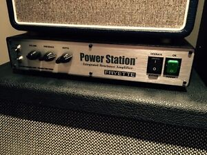 Fryette powers station 50w power amp and attenuator London Ontario image 1
