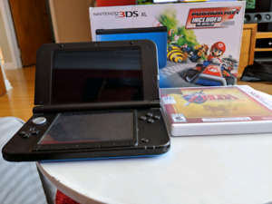 Nintendo 3DS XL .