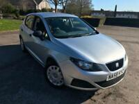 Seat Ibiza 1.2 ( 69bhp ) ( a/c ) 2009 (LOW MILEAGE) [CHEAP TO INSURE]