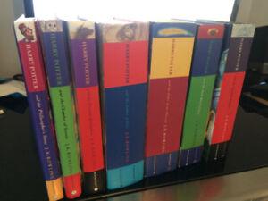 Harry Potter Hardcover Set