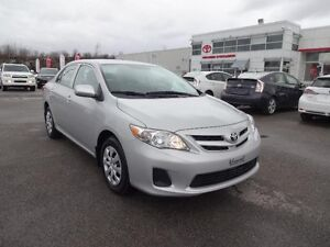 Toyota Corolla CE A/C GR ELEC COMPLET BLUETOOTH 2013