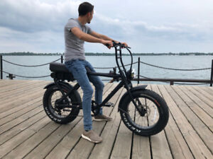 FINALLY BACK IN STOCK - Get this ebike before it's gone