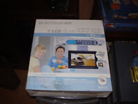 BRAND NEW UNDER COUNTER LCD TV/CLOCK/RADIO