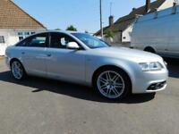 Audi A6 Saloon 2.0TDI ( 170ps ) 2011MY S Line Special Edition