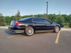 2002 Chrysler 300m Special Edition