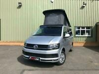 2018 VW Transporter T6 Redline Camper Van, New Campervan Conversion, 6 Seats