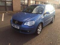 2009 Volkswagen Polo 1.4 Match Only 18,000 Miles