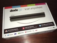 Doxie Go Plus Portable Document Scanner