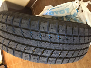 Winter Tires- 225/55R19