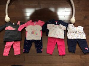 Plusieurs Lot de vêtements bébé filles 0-3 mois