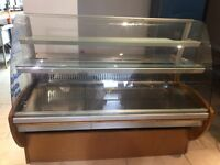 Refrigerated Serve Over Counter used