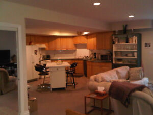 SUBLET 2 months (Dec-Feb+) ONE room in a two bed apt.