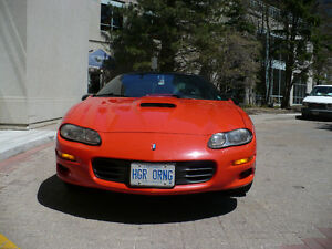 1999 Chevrolet Camaro SS Coupe - Rare Hugger Orange Paint