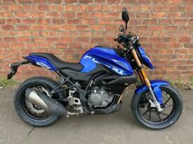 Hanway Motorcycles NK 125cc Furious