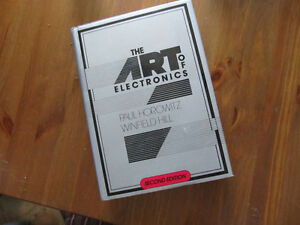 The Art of Electronics Hardcover Second Edition