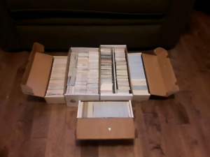 Thousands of 89 & up Hockey Cards
