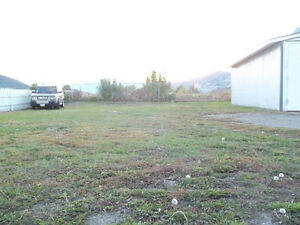 PARKING OR STORAGE RV OR BOATS EXT....