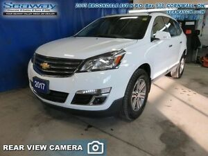 2017 Chevrolet Traverse LT  -  Heated Seat -  SiriusXM - $235.54