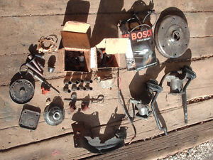 1965-79 vw beetle or bus 1600 or 1500 aircooled parts lot