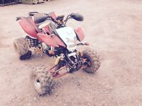 Bashan 200cc quad with v5