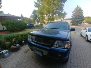 03 Ford explorer