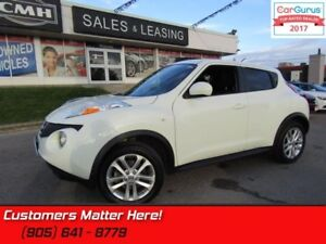 2012 Nissan Juke SV  AWD, ROOF, HEATED SEATS, BLUETOOTH, *NEW TI
