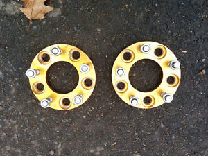 1/2 inch spacers for 5x114.3