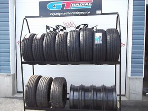 ASSORTED NEW & USED TIRES!  TIRE CHANGE AND BALANCE!!! UPDATED