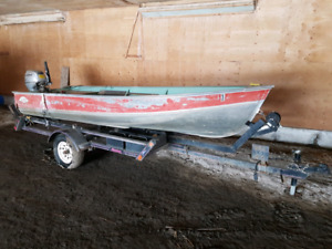 14 ft fishing boat special