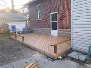 Fences, Decks, Holes Augered Windsor Region Ontario image 5