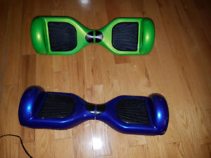 2 Hover Boards