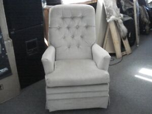 upholstered rocking chair **NOT RECLINER**