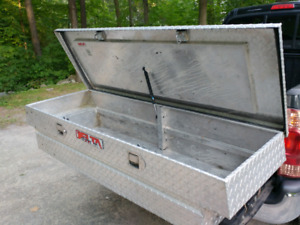Toolbox for small pickup
