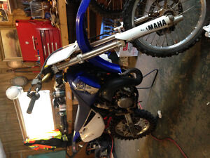 2011 Yamaha yz85 with papers