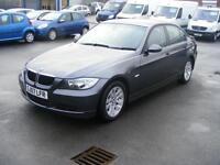 2007 BMW 3 SERIES 2.0 320d SE 4dr Auto