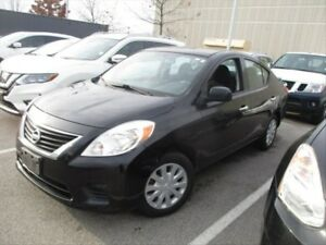 2014 Nissan Versa SV AUX READY! A/C! HANDS FREE!