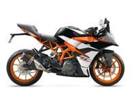 KTM RC 390 KTM A2 LICENCE SPORTS MOTORBIKE MOTO GP3 DNA SAVE £1000+