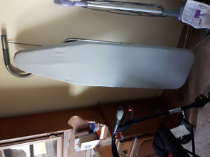 $25.00 each Ironing board and iron.