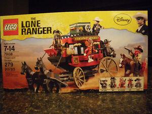 Lego The Lone Ranger sets Sarnia Sarnia Area image 1