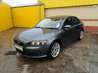 2006 VOLVO S40 SPORT 1.8 PETROL 5 SPEED MAN