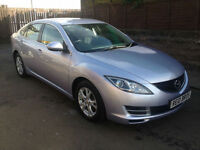2008 (08) Mazda 6 2.0 (147ps) TS 5 Door Hatchback Petrol Manual