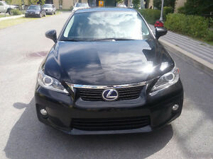 2013 Lexus CT 200h Premium Berline